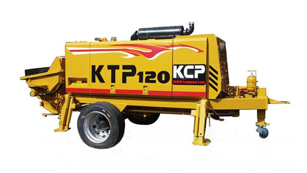 混凝土拖泵